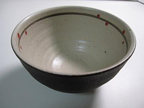 Shigaraki Pottery Donburi Bowl Spring Dia 53 G5-3002