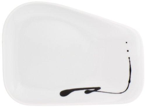 Elixyr Liquid Black platter small 709 inches