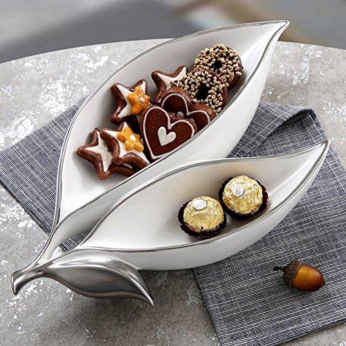 Creative Fruit TrayLiving Ceramic OrnamentsFruit TrayPlateSnack Plate
