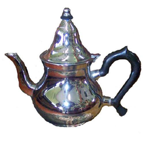 Tea Serving Moroccan Serving tea Pot hand made Serving Kettle 18 Oz Medium