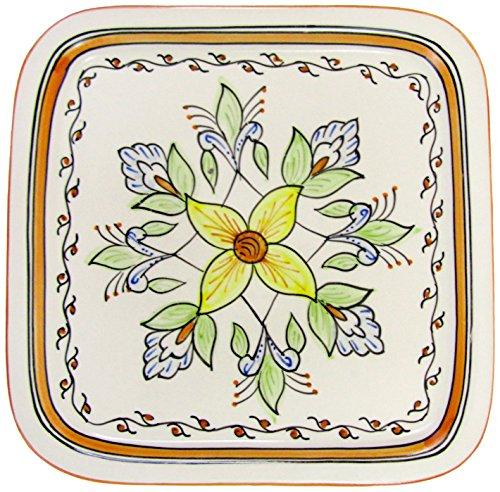 Le Souk Ceramique SL36 Stoneware Square Platter Salvena
