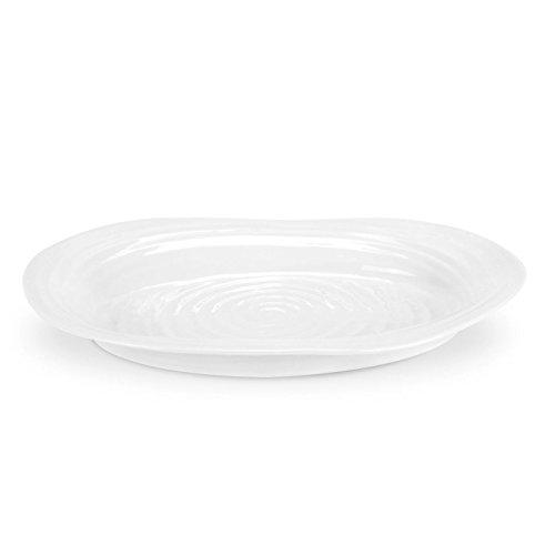 Portmeirion Sophie Conran  White  Medium Oval Platter
