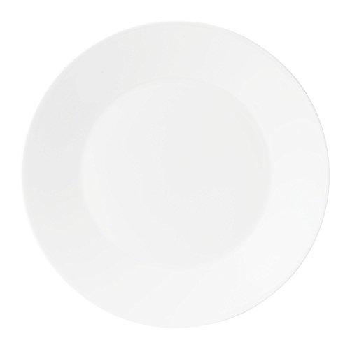Jasper Conran by Wedgwood White Bone China Dinner Plate Plain 11