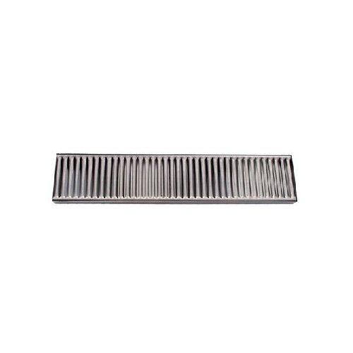 Update International DTS-419 Rectangular Stainless Steel Drip Tray
