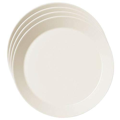 Iittala Teema White Salad Plate Set4