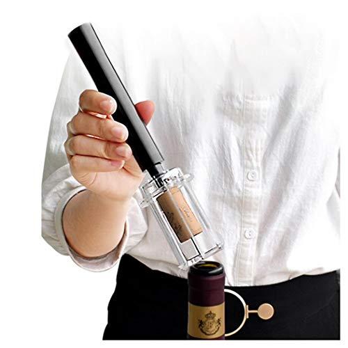 The Premium Wine Bottle Opener Gift Set, Red Wine Opener Air Pressure Cork Popper Bottle Pumps Corks Corkscrews Screw New Bar Kitchen Gadgets