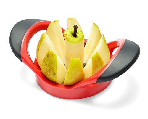 Apple Peeler Corer Slicer- Stainless Steel - Corer, Slicer, Cutter Fruit Knife - Peels Apples, Pears And Other