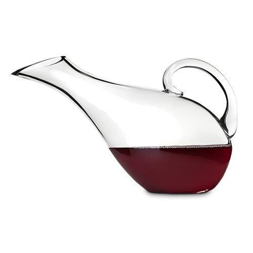 Wine Aerator Decanter Mallard Duck Handled Glass Vintage Wine Decanter