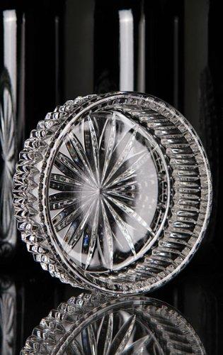 Waterford Crystal Heritage Wine Bottle Coaster