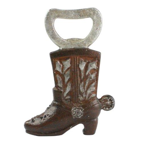Homart Cowboy Boot Bottle Opener
