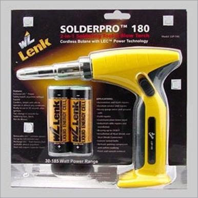 Wl-lenk Solder Pro 180 Soldering Iron & Blow Torch