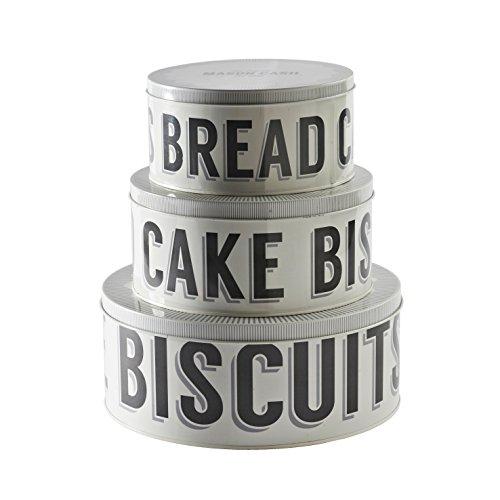 Mason Cash Baker Street Cake Tins Set of 3