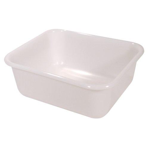 Rubbermaid Commercial 11-Quart FoodTote Box White FG369000WHT