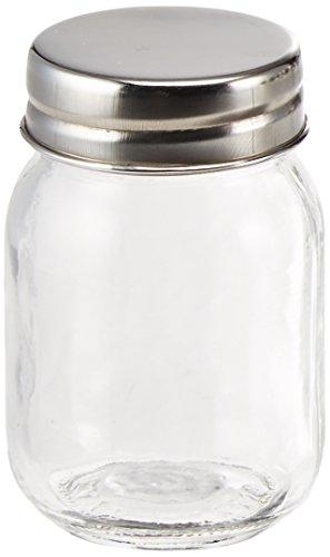 Kate Aspen Glass Mason Jar Set of 12