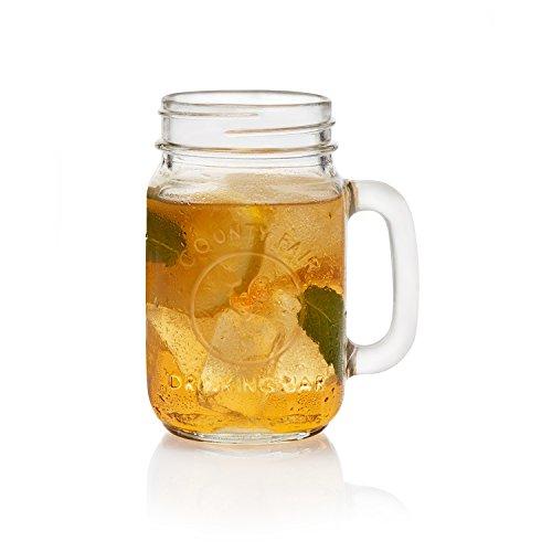 Libbey County Fair 12-piece Drinking Jar Set