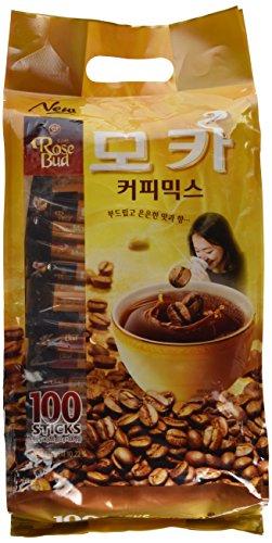 Rosebud Mocha Coffee Mix 12gx100pack