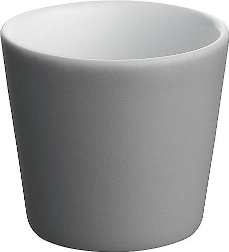 Alessi DC0376 Tonale Mocha Cup Dg Dark Grey