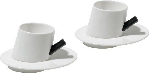 Presto Mocha Cup and Saucer