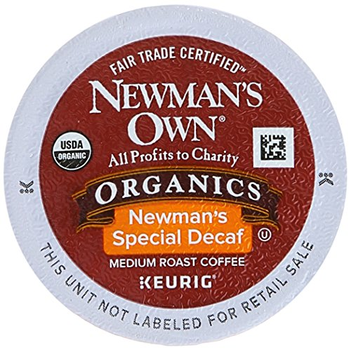 NEWMANS OWN ORGANICS KEURIG Special Decaf 12 K-Cups Coffee 12 oz