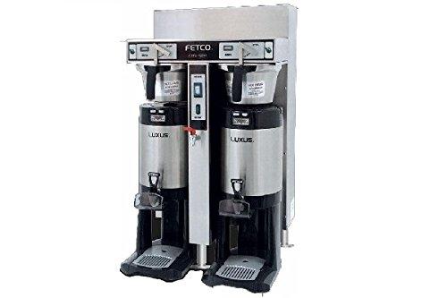 Fetco Dual 15 Gallon Maritime Thermal Coffee Brewer Ip44-52H-15-C52196