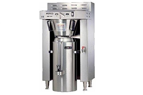Fetco Single 30 Gallon Thermal Coffee Brewer Cbs-61H-C61036