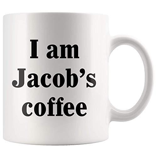 I Am Jacobs Coffee - Coffee Mug