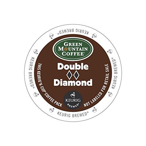 Green Mountain Double Black Diamond Extra Bold K-Cup Coffee
