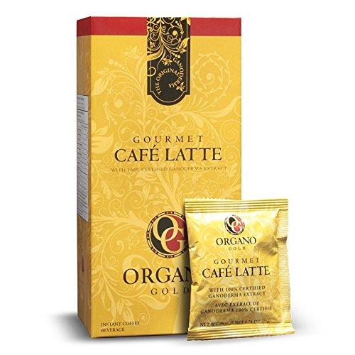 5 Box 100 Certified Organic Organic Ganoderma Gourmet Organo Gold Cafe Latte Offer Free Express