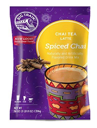 Big Train Chai Tea Latte Spiced 35 Pound