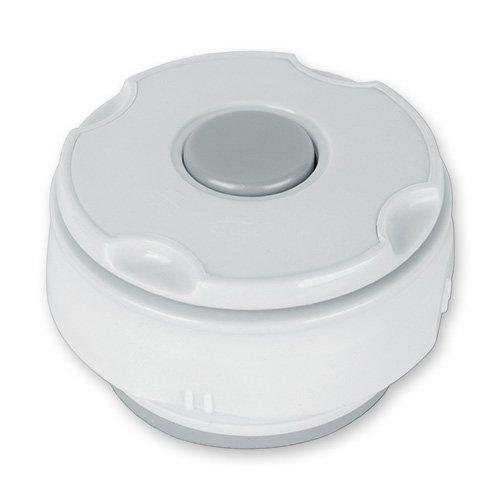Isosteel - Replacement Quickstop Lid VA-Q9560 for Vacuum Flask VA-9560WQ 51 fl oz