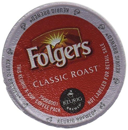 Folgers Gourmet Selections Classic Roast CoffeeMeduim Roast Keurig K-Cups 24 Count Pack of 4