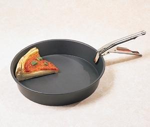 Winco Pizza Pan Gripper Deep Pans