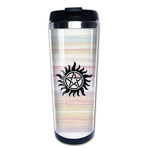 Supernatural Symbol Stainless Travel Coffee Mug