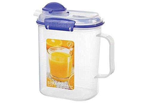 Sistema Klip It Collection Juice Jug 50 Ounce 634 Cup