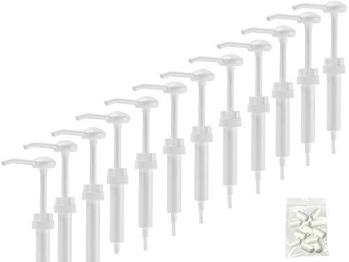 NiceBottles - Dispenser Pump for Gallon Jug Pack of 12