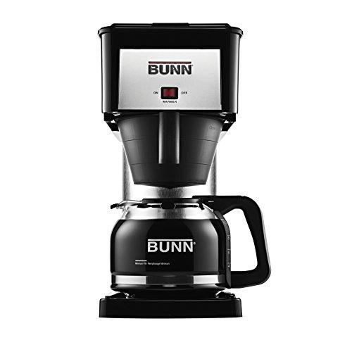 BUNN BX Velocity Brew 10-Cup Coffee Brewer