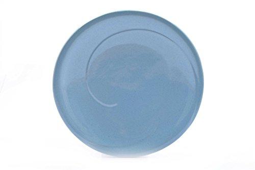 Frankoma Lazy Bones Blue 7 Salad Plate