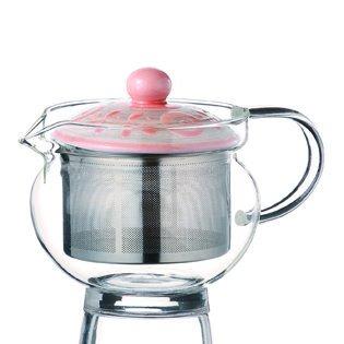 Japanese porcelain Hasami ware garden SS teapot P hsm-J27-12790