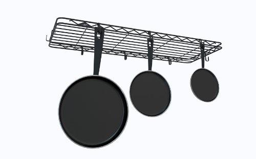 InterMETRO Hanging Pot Rack