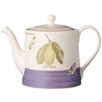 Wedgwood Sarahs Garden Teapot Blue