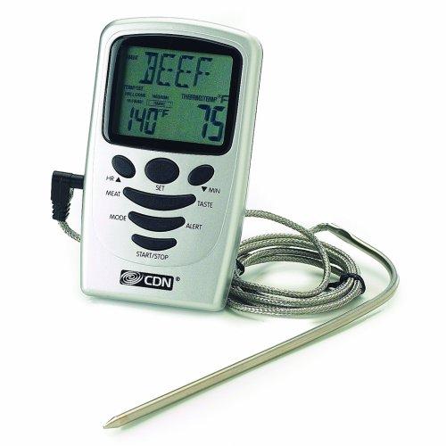 CDN DTP482 Digital Programmable Probe ThermometerTimer