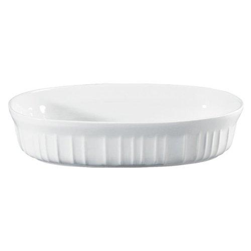Corningware French White 15-oz Oval Casserole