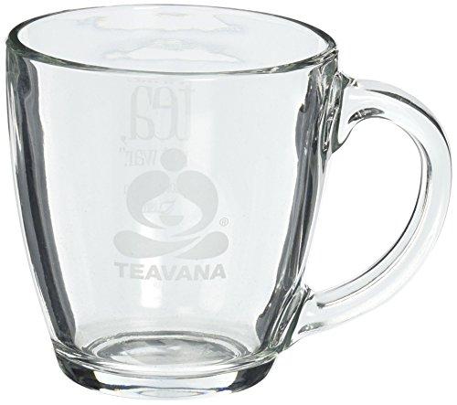 Teavana Perfect Glass Tea Mug