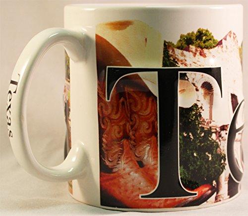 Texas - 18 Oz Coffee Mug