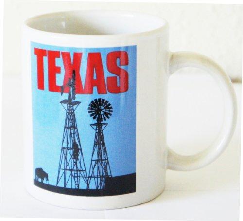Texas Energy Souvenir Coffee Mug