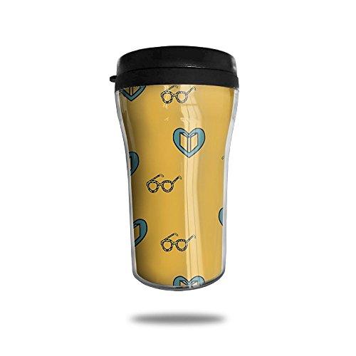 New Fashion 85oz Coffee Mugs Nerd Imagination Thermal Mug Cute Small Coffee Mugs Breakfast Portable Exquisite Novelty