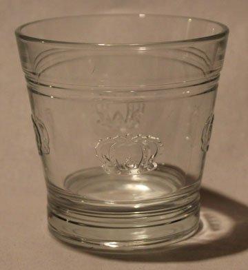 Crown Royal Promotional Tumbler Glass