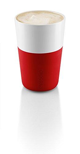 Eva Solo Cafe Latte Coffee Tumblers 230ml Straberry Set of 2