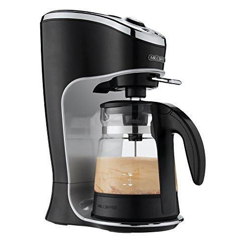 Mr Coffee Cafe Latte Maker