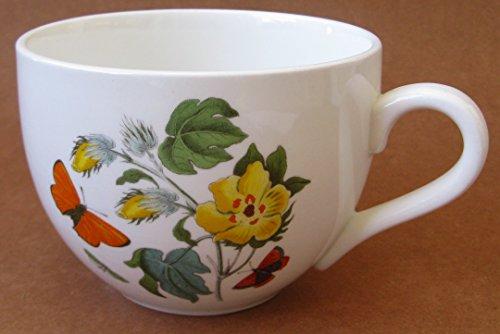 Floral Jumbo Coffee Cup Mug